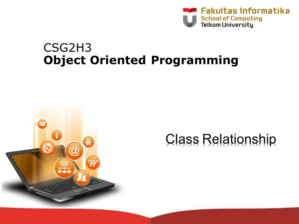 12-CRS-0106 REVISED 8 FEB 2013 CSG2H3 Object Oriented Programming