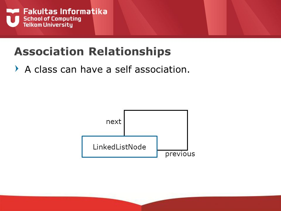 12-CRS-0106 REVISED 8 FEB 2013 A class can have a self association.
