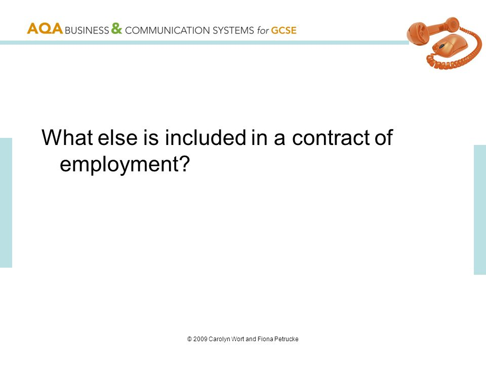 2009 Carolyn Wort and Fiona Petrucke Human resources. - ppt download