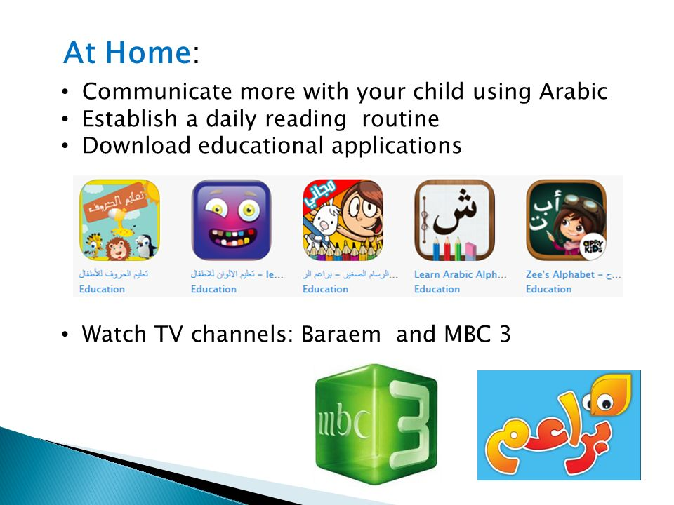 Early Years Arabic Team Early Years Arabic Team ppt download