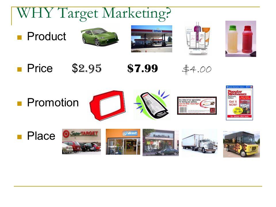 WF SEM I Summarize ways to reach markets Market Segmentation  - ppt