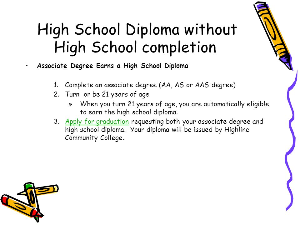 High School Completion Is It For Me Make A Choice Do I Really Need