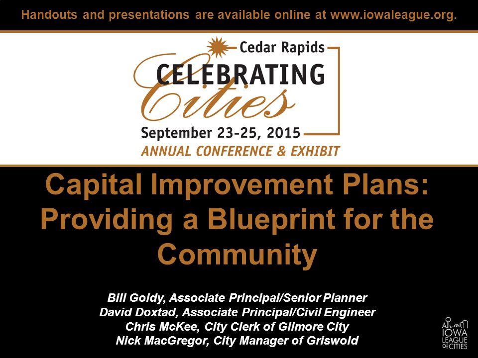 Capital improvement plans providing a blueprint for the community 1 capital improvement malvernweather Gallery