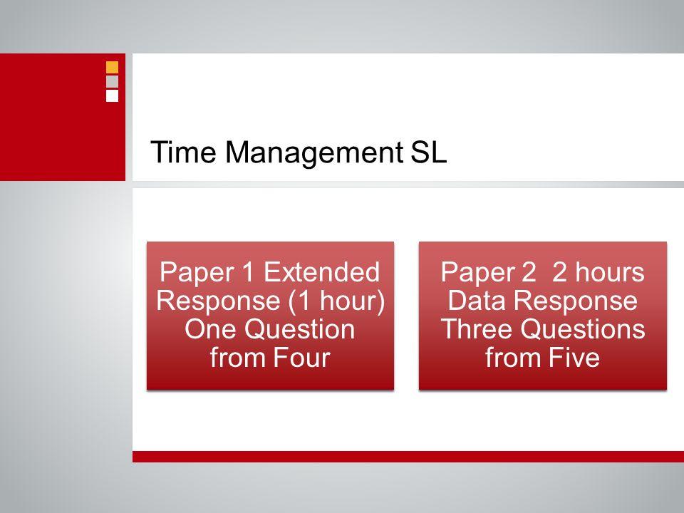 ib hl economics paper 1