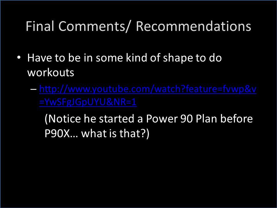 P90X Brooke, Brittani, Gabrielle, Tim  What is P90X? P90X Workout