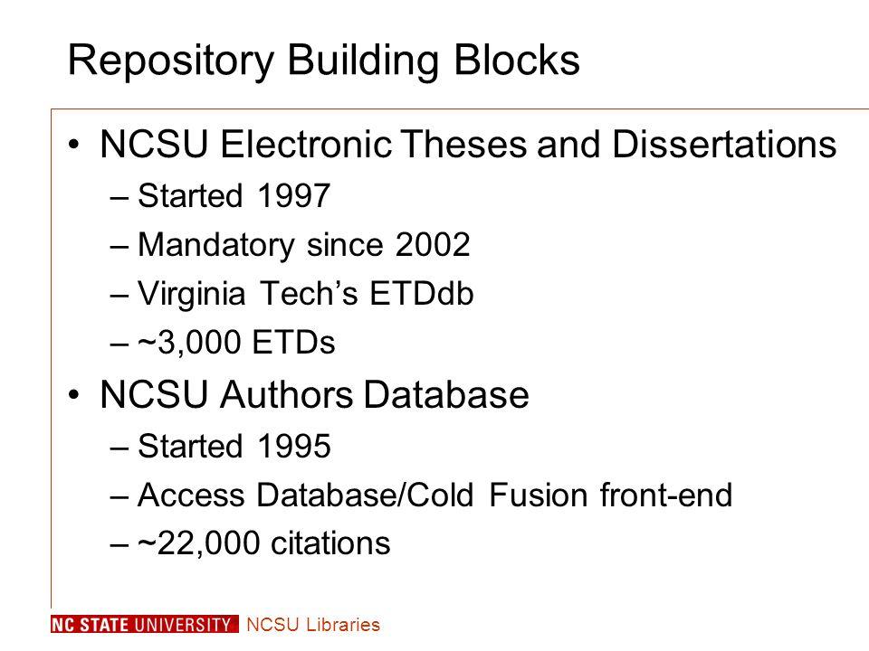 ncsu dissertation repository