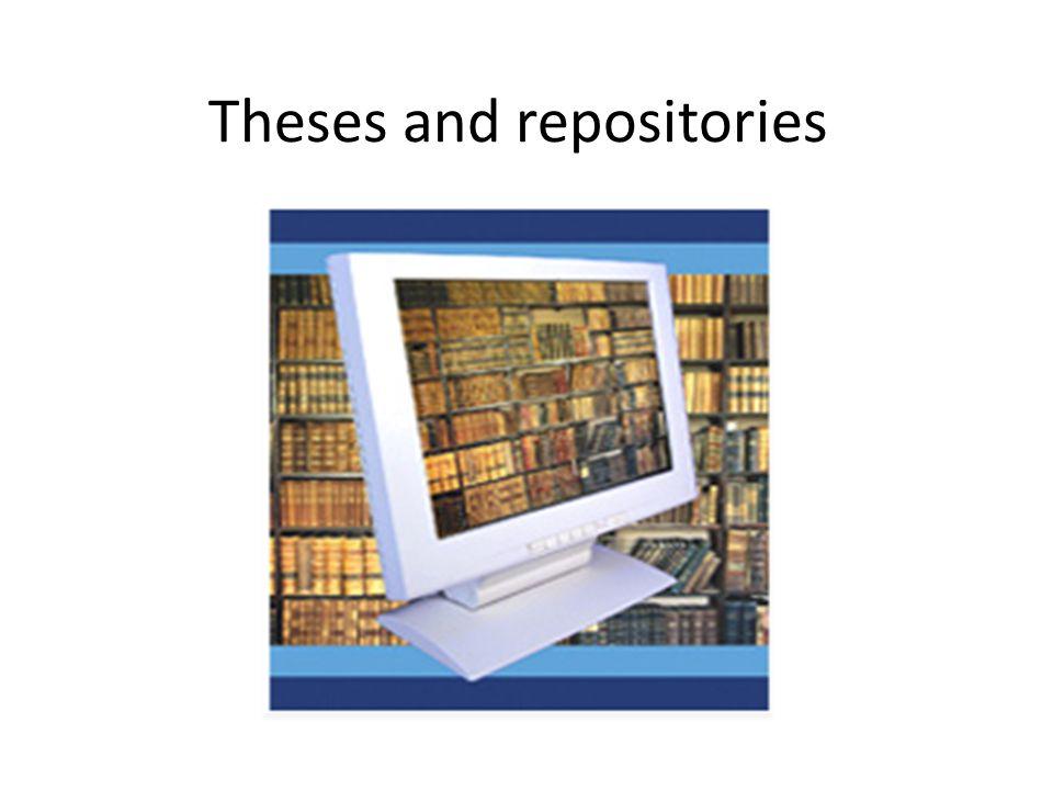 published dissertations