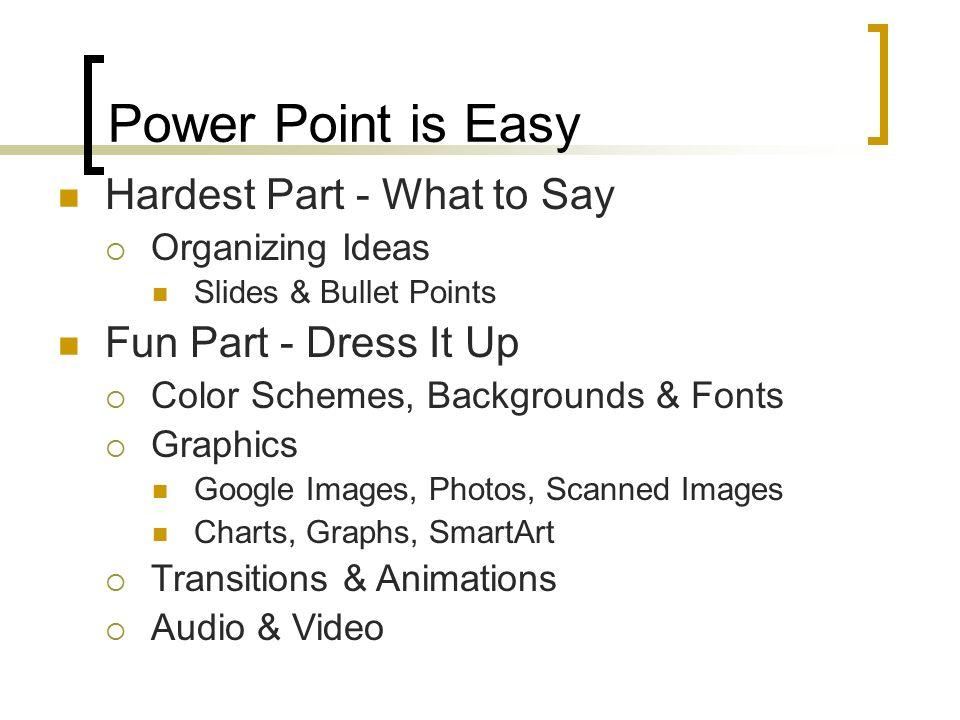 pretty powerful powerpoint presentations by deborah a chávez