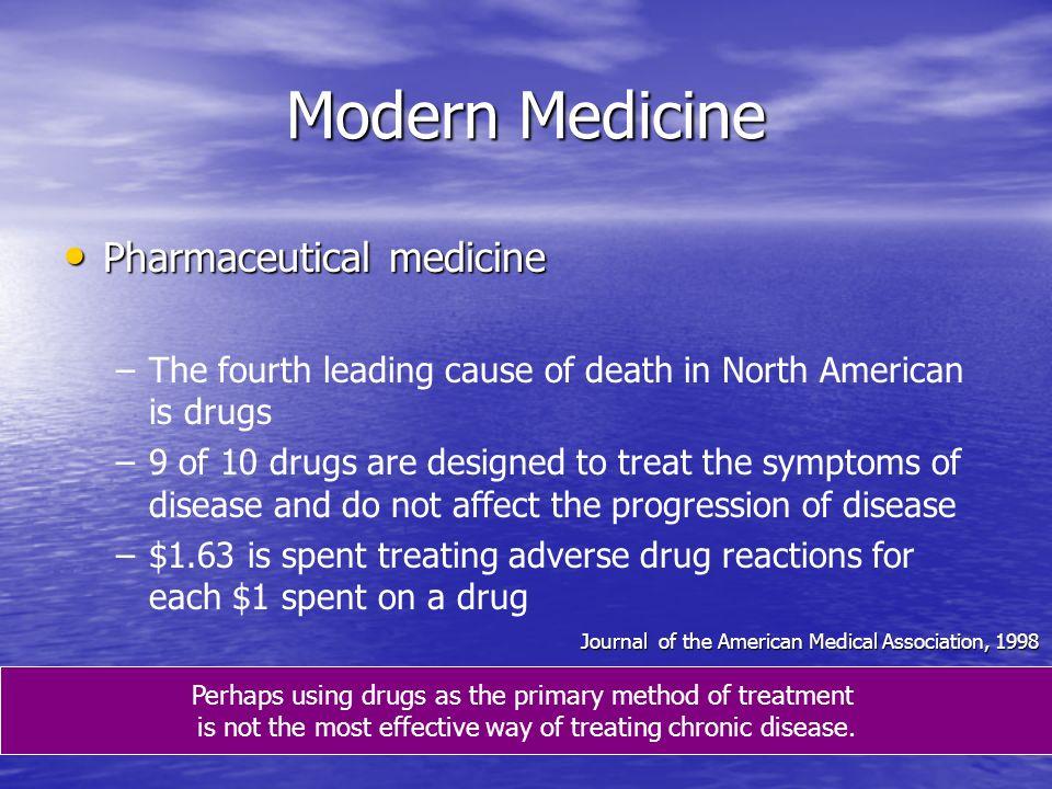 Understanding Modern Medicine - ppt download