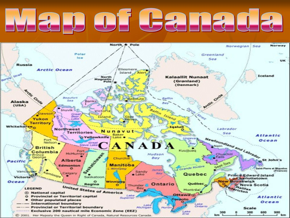 Authors P K D 1 Flag Of Canada 2 Map Of Canada 3 Introduction 4