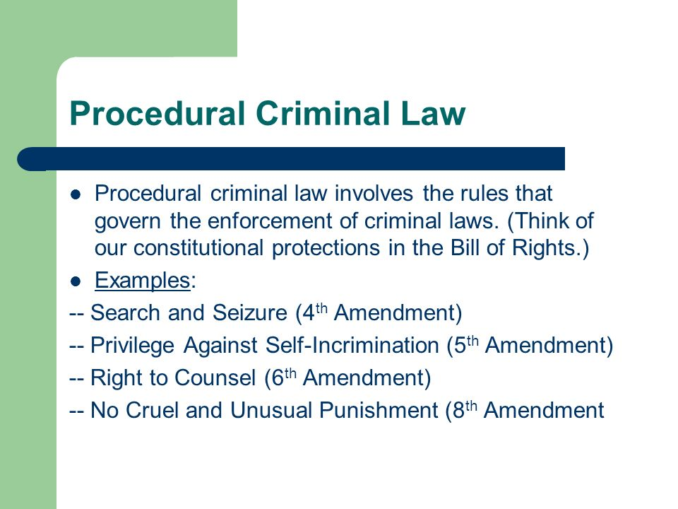 unit 2: an american perspective on criminal law cj106 foundations of