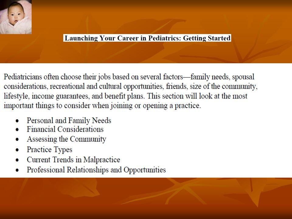 Why Choose A Career in Pediatrics? Prof  Fahad Al Zamil