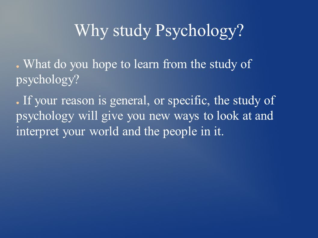 """study of psychology essay By christian jarrett controversy is essential to scientific progress as richard feynman said, """"science is the belief in the ignorance of experts"""" nothing is taken on faith, all assumptions are open to further scrutiny it's a healthy sign therefore that psychology studies continue to generate great controversy."""