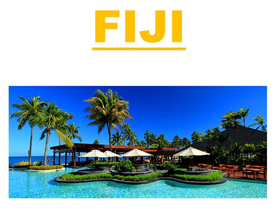 FIJI. Fiji on the world map Fiji is in the Pacific Ocean. - ppt download