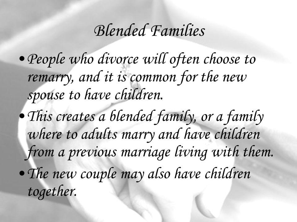 Wedding readings for blended families