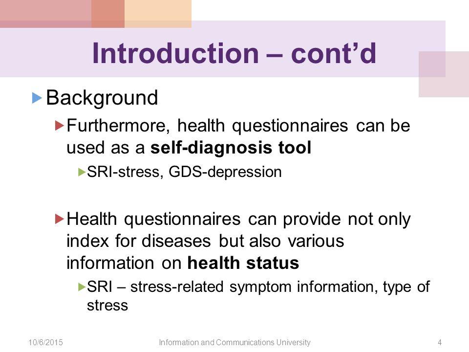 a mobile healthcare questionnaire service framework using composite
