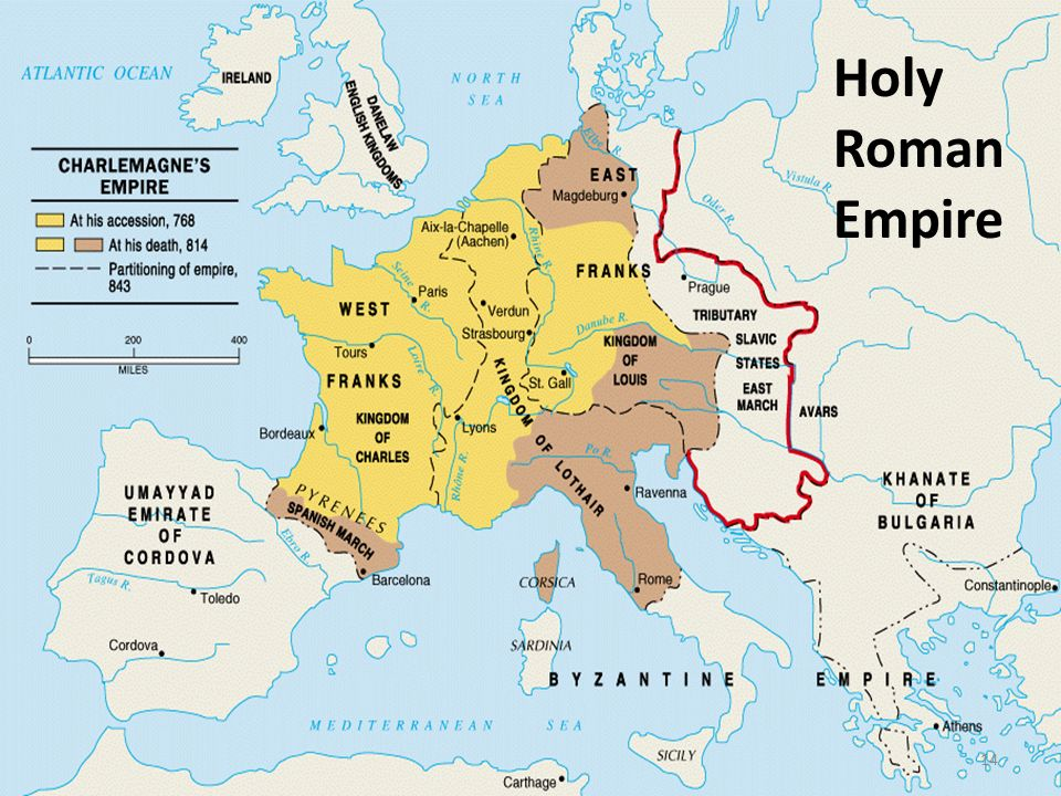 Holy Roman Empire Map 1000.1 Charlemagne Charles The Great And The Holy Roman Empire Lesson