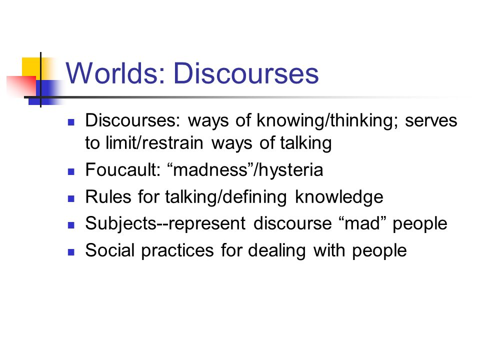 double voiced discourse definition