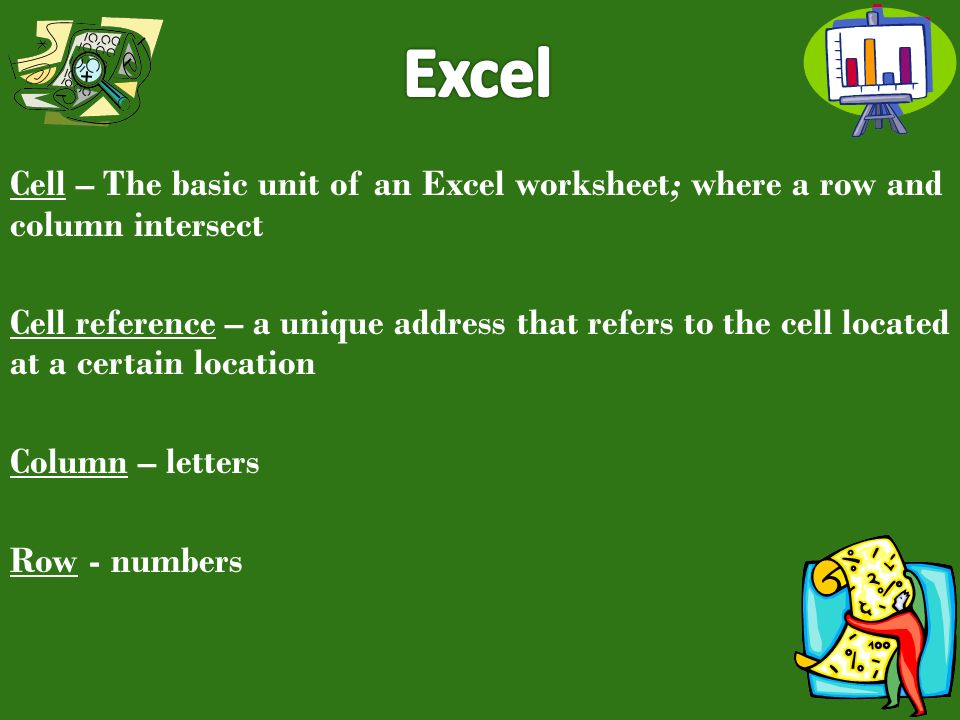 Excel A Spreadsheet Program That Allows You To Organize Calculate. Worksheet. Worksheet Calculate Specific Cell At Clickcart.co
