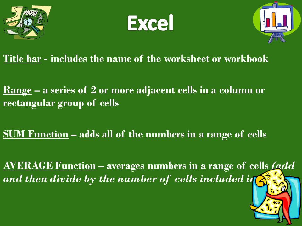 Excel A Spreadsheet Program That Allows You To Organize Calculate. Worksheet. Worksheet Calculate Range Of Cells At Clickcart.co