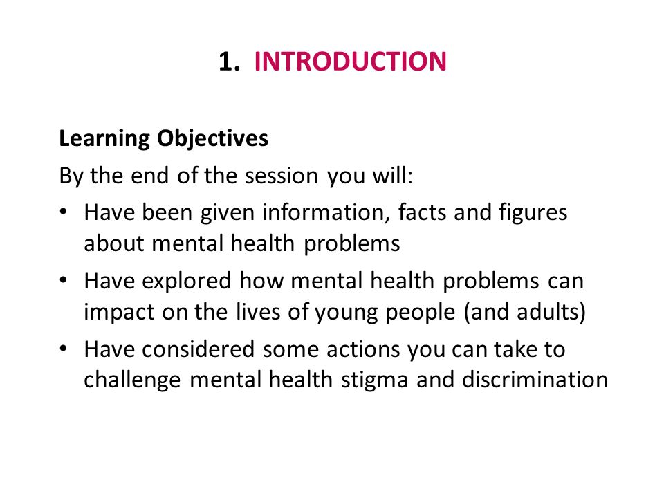 Empowering You To Challenge Mental Health Stigma And Discrimination
