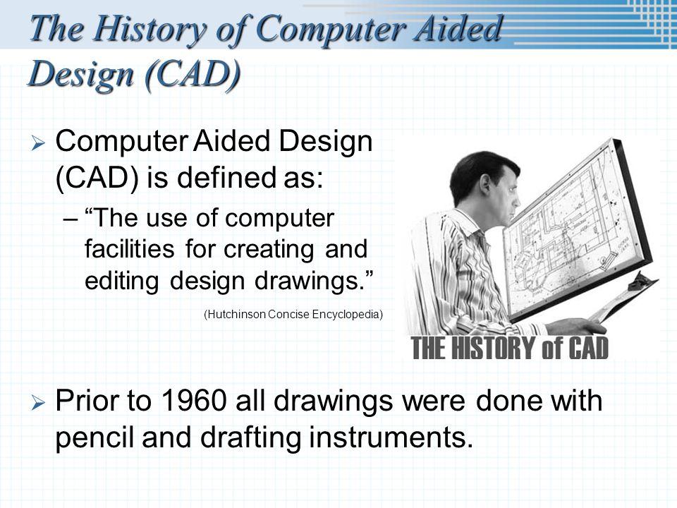 Cad Overview Reference Giesecke Et Al