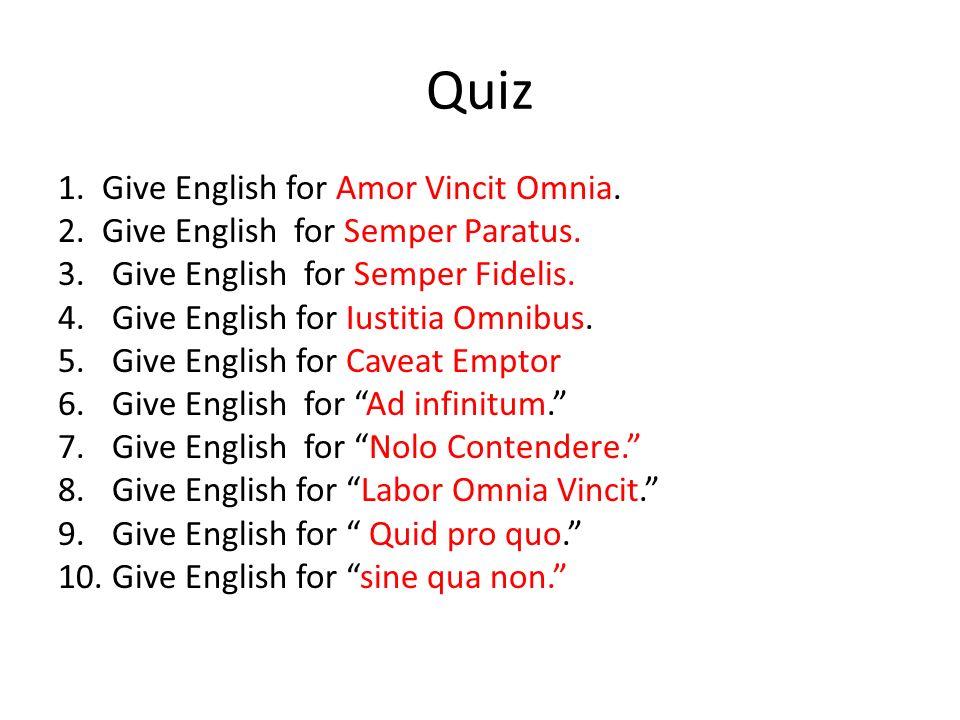 casus in english