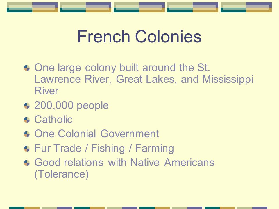 Native Americans Must Choose a Side You and the French are like the two edges of a pair of shears.