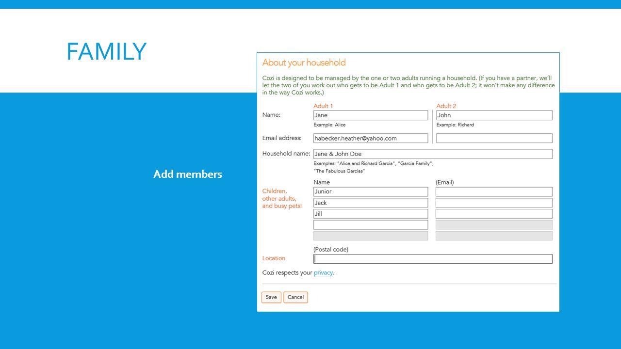 Cozi Family Organizer App Demo Getting Started Calendar Ppt Download