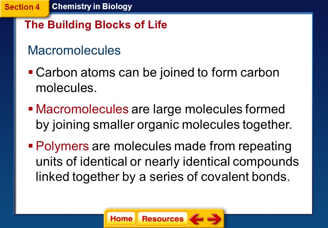  Carbon has four electrons in its outermost energy level.