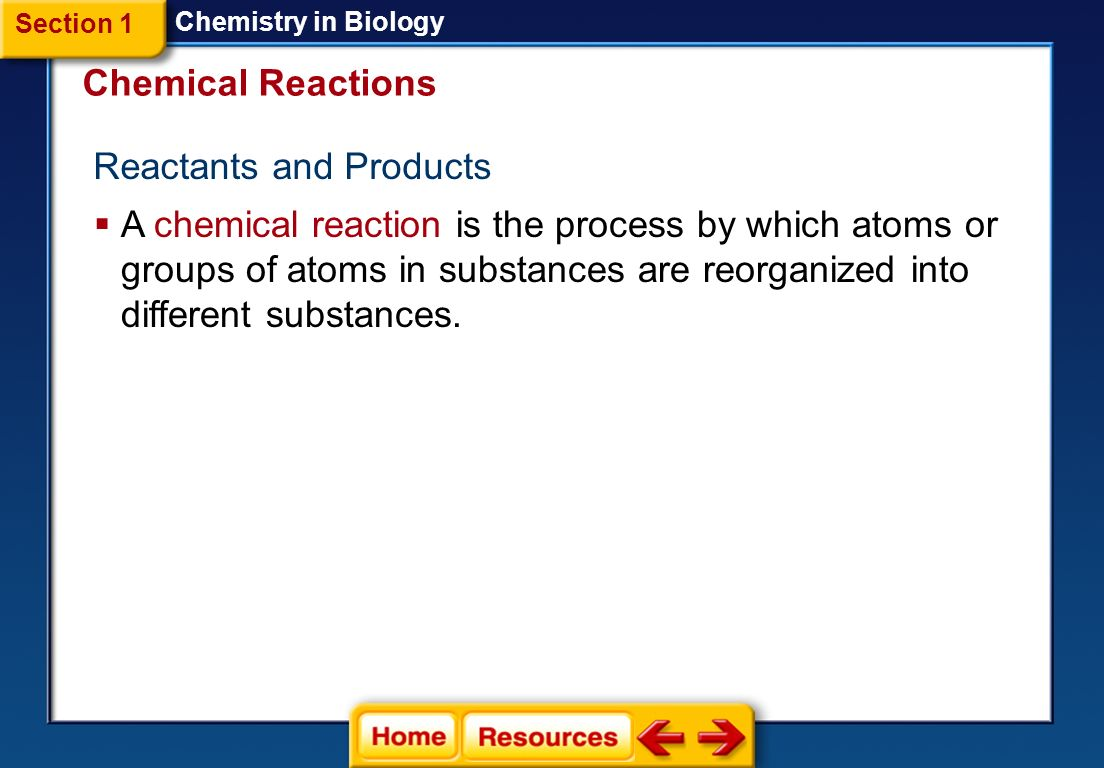 Ionic Bonds Chemistry in Biology  Attraction between two oppositely charged atoms or groups of atoms.