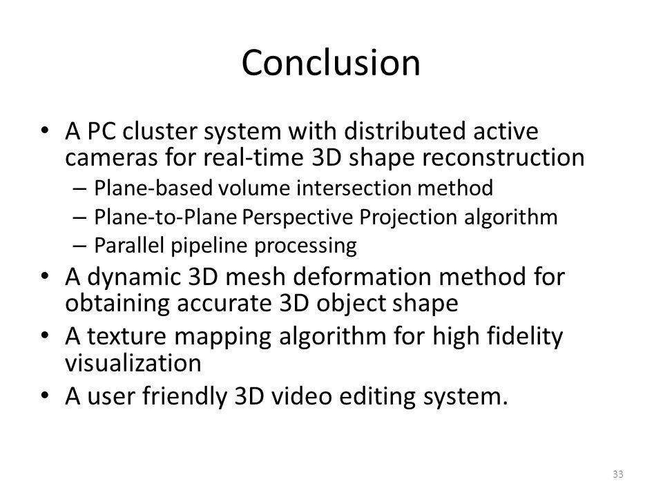 Exploitation of 3D Video Technologies Takashi Matsuyama