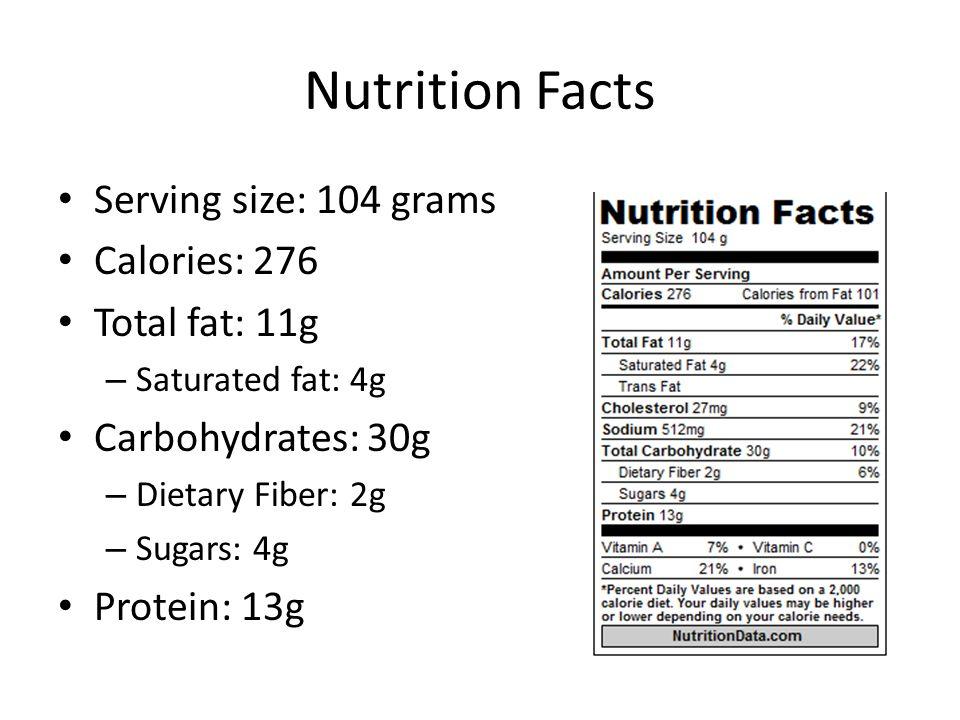 Team 6 Period 3 Prison Break Table Of Contents Starbucks3 Nutrition
