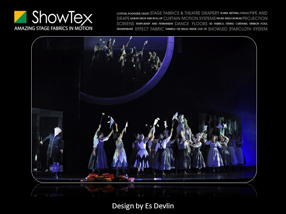 Annual Conference ShowTex & the Backstage Centre  Who we