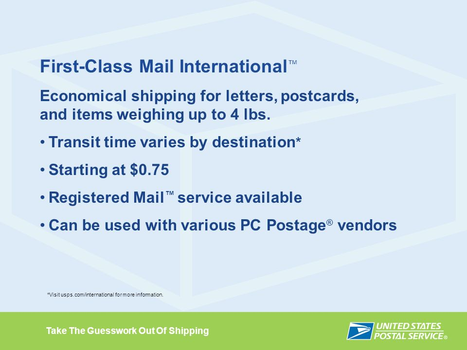 Take The Guesswork Out Of Shipping Package Services: The