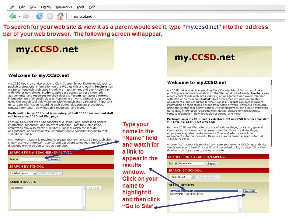 pathlore.ccsd.net login