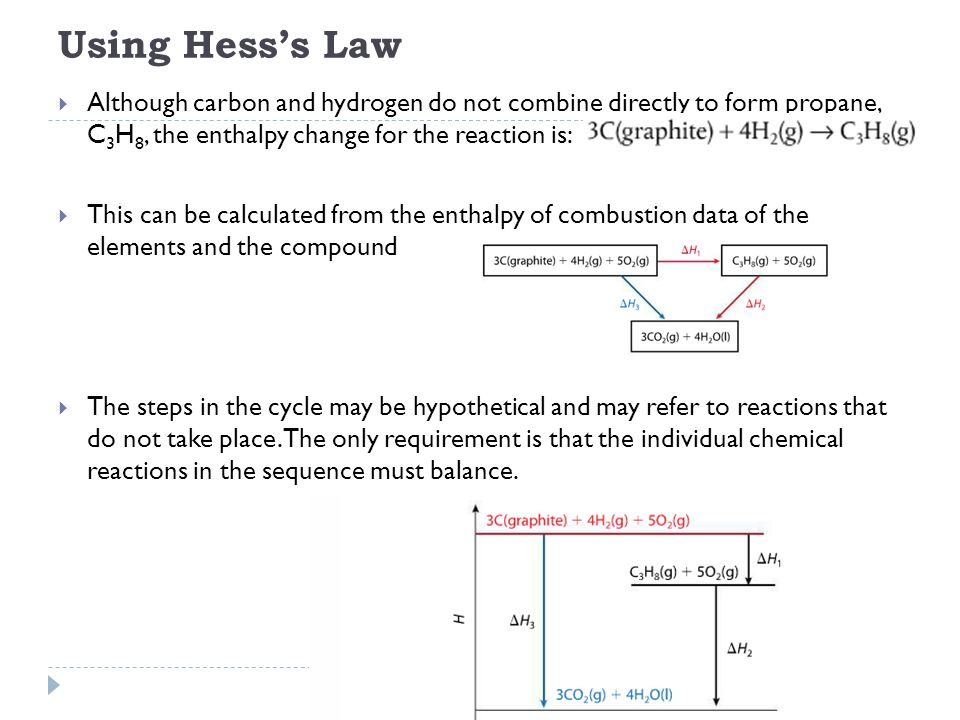 using hesss law to calculate enthalpy change essay First law, enthalpy, calorimetry, and hess's law why  • be able to calculate heat or enthalpy from calorimeter data • be able to use hess's law to calculate reaction enthalpies prerequisite • have read sections 51 through 56 in the text  this means that the enthalpy change is the.