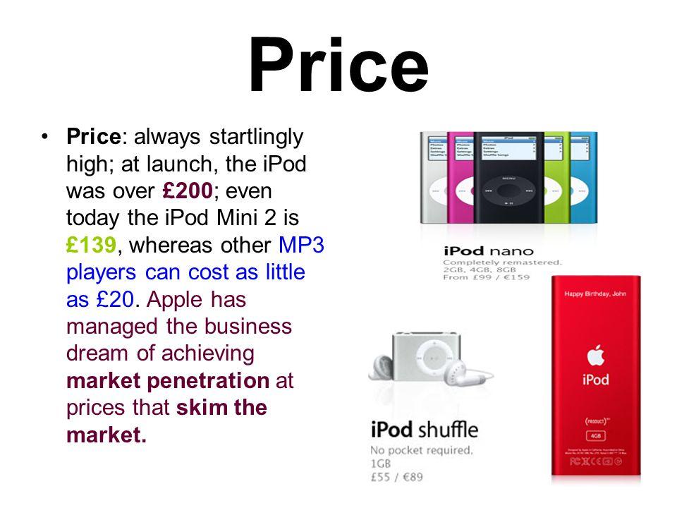 apple market penetration