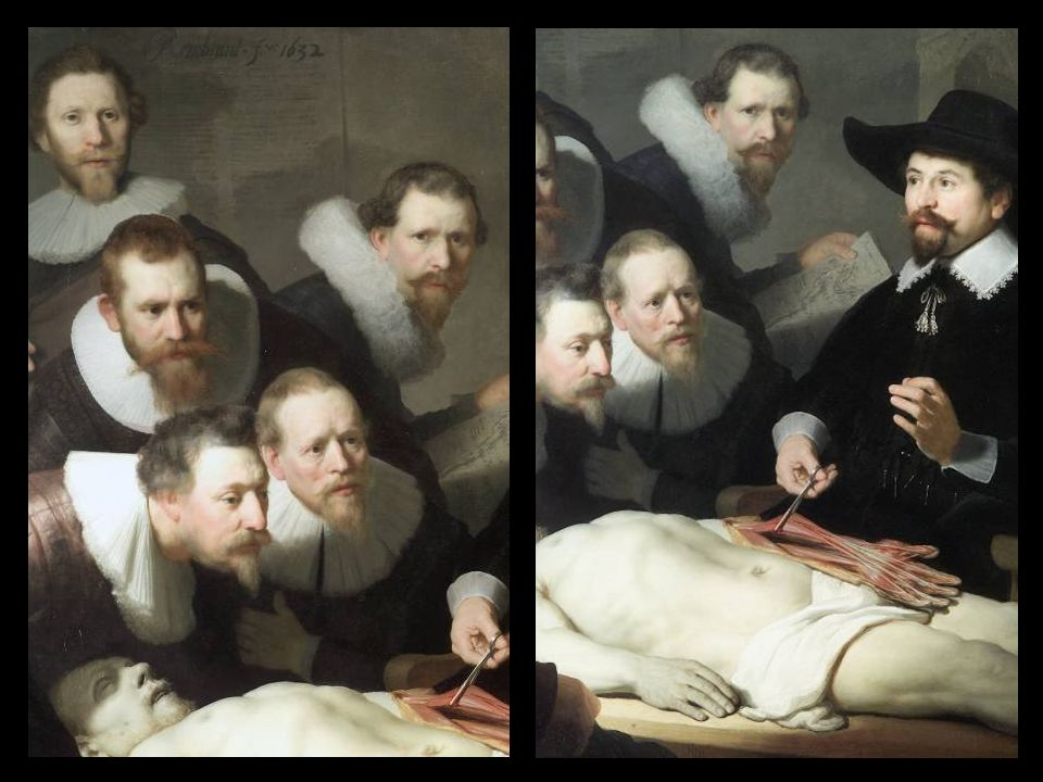 Rembrandt Anatomy Lesson Of Dr Nicolaes Tulp Ppt Download