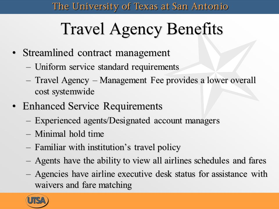 texas how to become travel agent