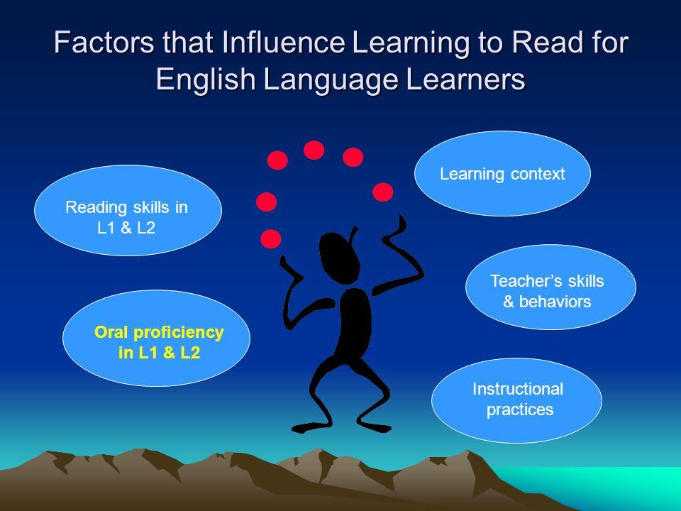 Reading Strategies For English Language Learners Janette Klingner