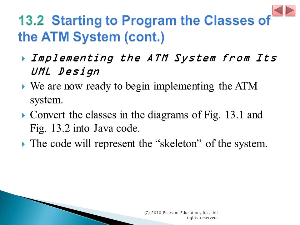 C) 2010 Pearson Education, Inc  All rights reserved  Java How to