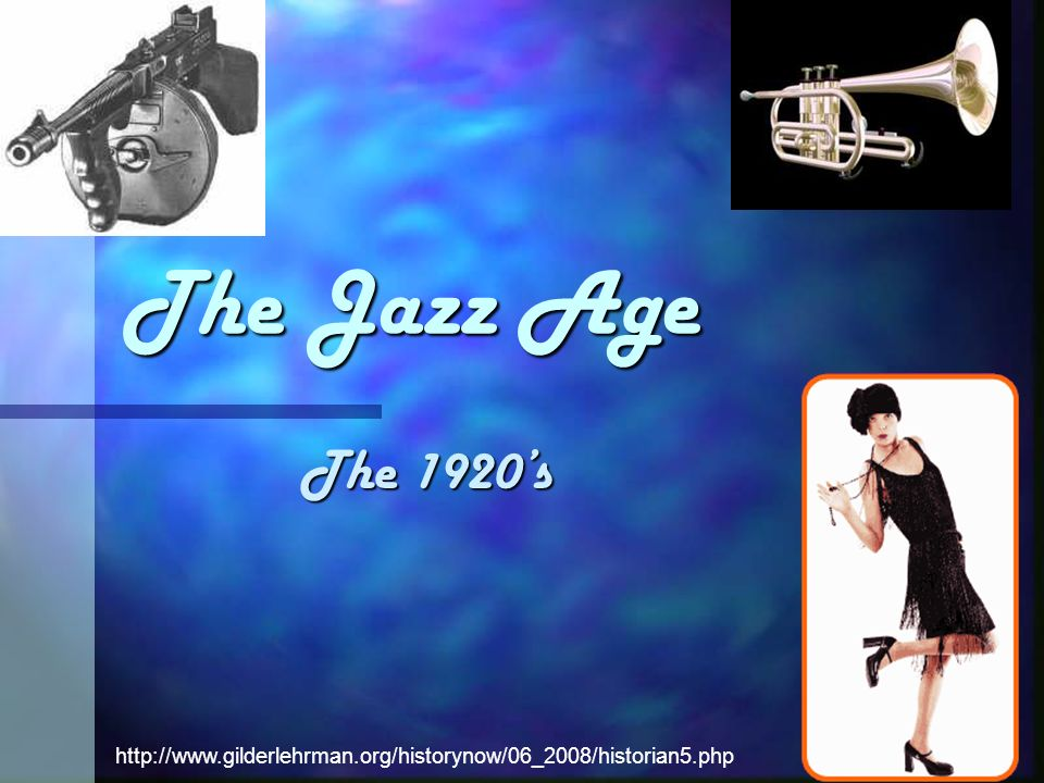 the jazz age the 1920 s ppt download