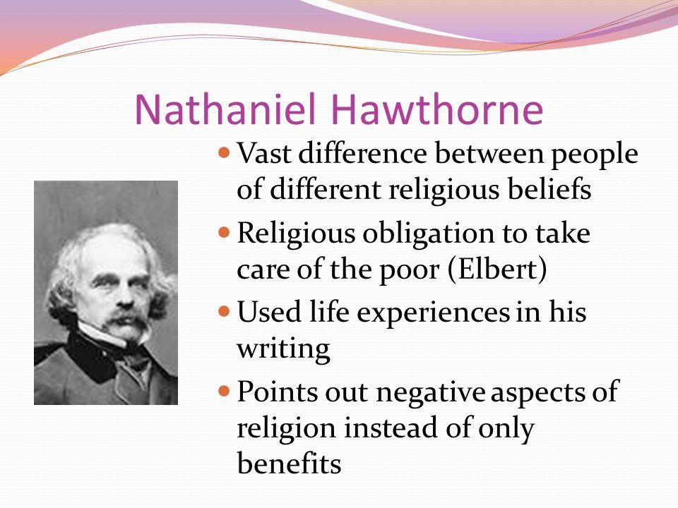nathaniel hawthorne religious beliefs