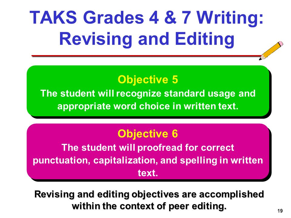 Effective Writing Instruction For All Students Developed By