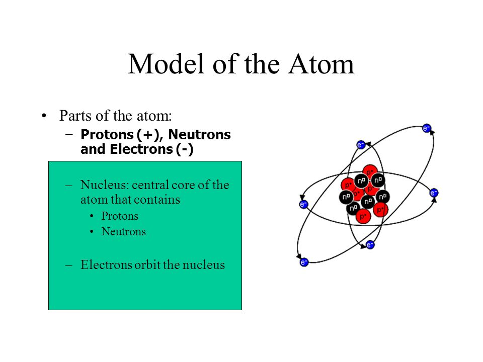 Atoms and Atomic Structure Atoms are the simplest form of an element that keeps all the properties of the element