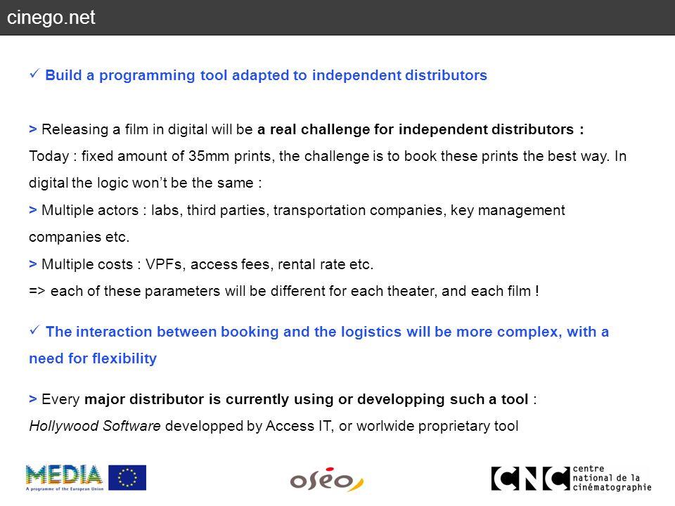 D-PLATFORM accompanying the European distributors in the digital