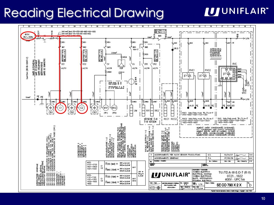 Fine 1 Reading Electrical Refrigerant Drawings 2 General An Electrical Wiring Digital Resources Attrlexorcompassionincorg