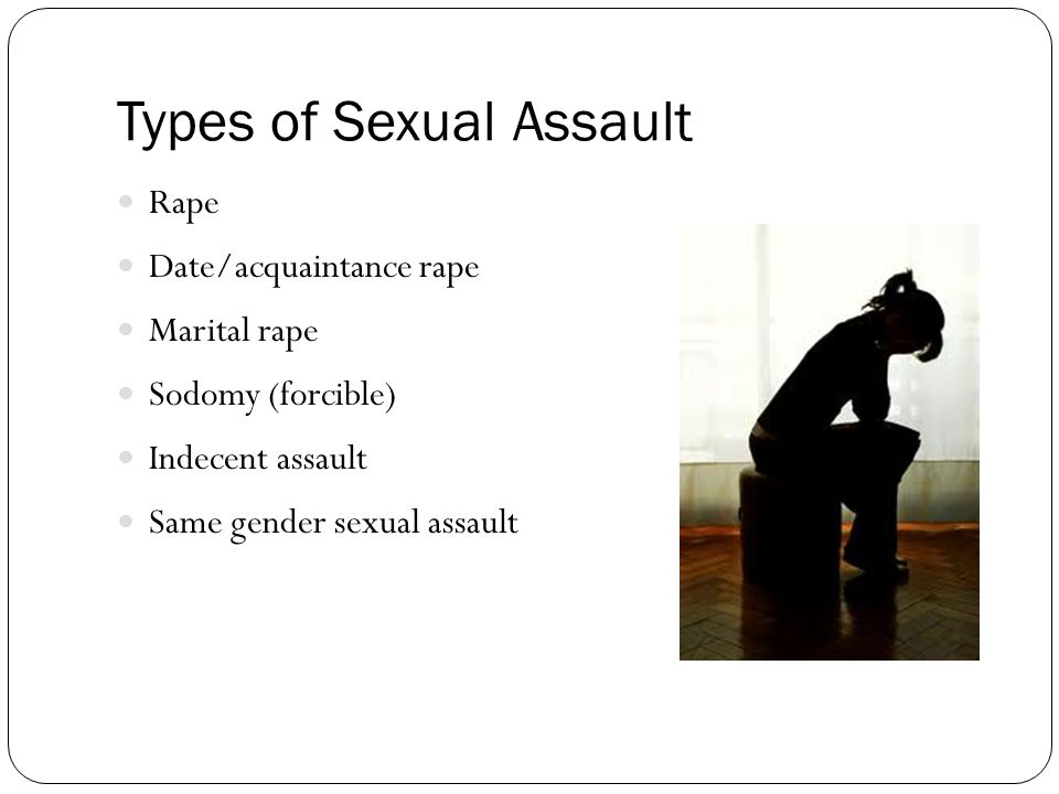 Definition of acquaintance rape