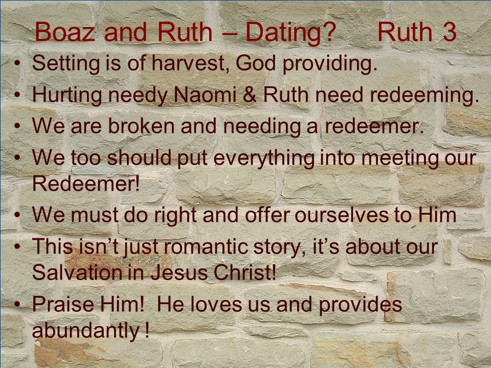 Boaz dating